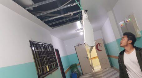 Israel Serang Pos Hamas, Rumah Sakit Indonesia di Gaza Alami Kerusakan