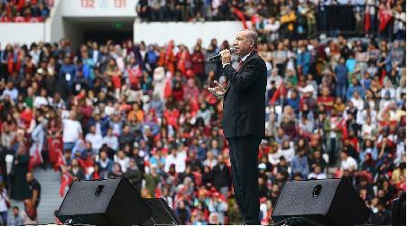 ErdoganTegas Menentang Diskriminasi Etnis