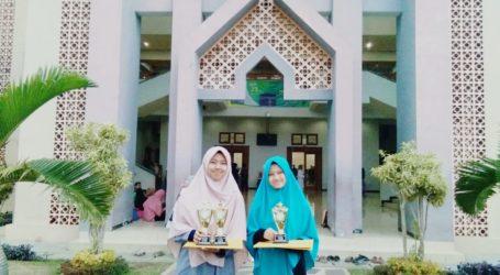 Salwa, Alumni Al-Fatah Maos Kembali Raih Prestasi Hafalan Quran