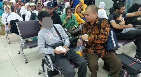KJRI Jeddah Pulangkan WNI Overstayer Penderita Penyakit Berat