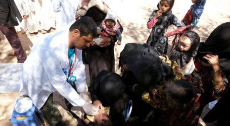 UNICEF: 2,2 Juta Anak di Yaman Kekurangan Gizi Akut