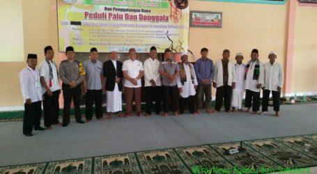 Jama'ah Muslimin (Hizbullah) Lampung Utara Kumpulkan Dana  Untuk Korban Gempa