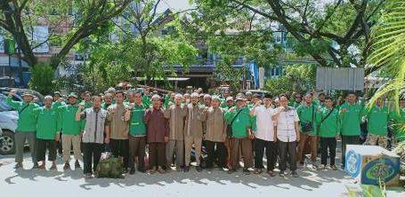 Wahdah Islamiyah Kirim Relawan Hijau ke Palu