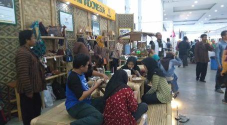 BAZNAS Bantu Pengusaha Mikro Pasarkan Produk di Jogya Halal Festival