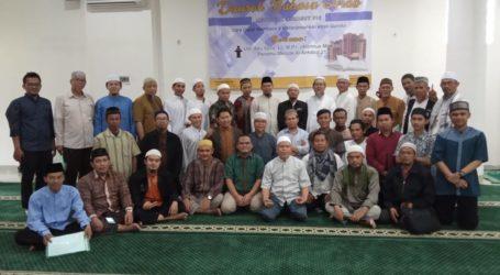MTTP Jama'ah Muslimin Adakan Pelatihan Cara Cepat Baca Arab Gundul