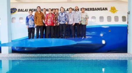 Konjen RI Jeddah Kunjungi Bp2 Penerbangan Palembang