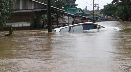 Banjir Melanda Aceh Singkil, 17 Sekolah Diliburkan