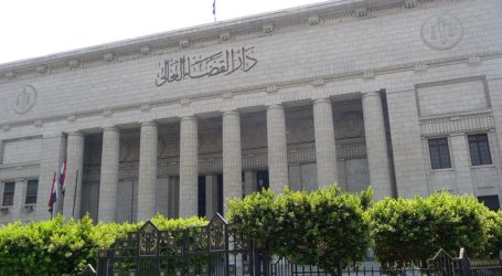 Pengadilan Mesir Junjung Tinggi Hukuman Mati Tiga Tersangka Militan