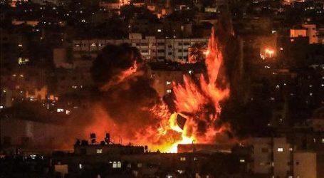 Serangan Udara Israel, Sekolah-sekolah Gaza Hentikan Kegiatan