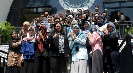 Mahasiswa FEM IPB Belajar ke Global Halal Center LPPOM MUI