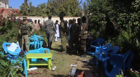 Serangan Bom Tewaskan Calon Anggota Parlemen Afghanistan