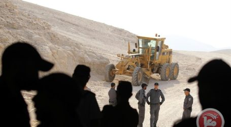 Perancis Desak Israel Batalkan Pembongkaran Khan Al-Ahmar