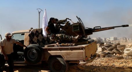 Oposisi Tarik Senjata Berat dari Idlib
