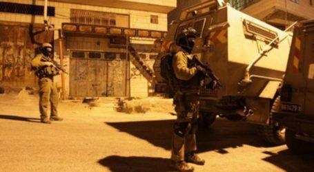 Israel Tangkap Enam Warga Palestina di Tepi Barat