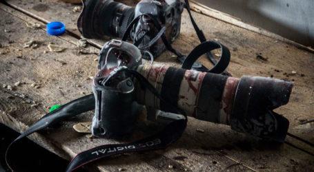 Jurnalis Foto Palestina Menangkan Hadiah Pertama Kontes Foto Perancis