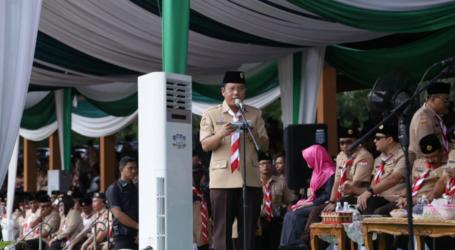 Perkemahan Santri Usung Spirit Budaya Pesantren, Nusantara dan Nasionalisme