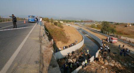 22 Migran Tewas Akibat Truk yang Ditumpangi Terguling di Turki