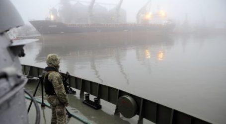 Ukraina Diambang Perang Terbuka dengan Rusia