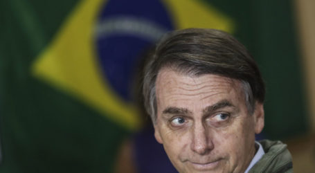 Brasil Akan Pindahkan Kedutaan ke Yerusalem