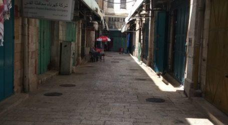 Pasar kulit di Yerusalem yang Terancam Punah
