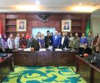 Delegasi Dagang AS Kunjungi Kemenag Diskusi UU Produk Halal