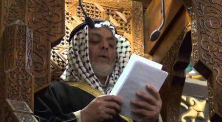 Khatib Al-Aqsha Serukan Kunjungan Intensif