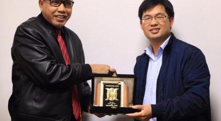 Pemerintah Aceh Perkuat Kerja Sama dengan Universitas di Tiongkok