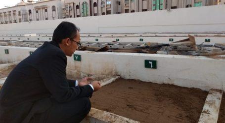 Setelah Empat Bulan di Kamar Jenazah RS Jeddah, Sivayolanda Dimakamkan