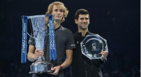 Alexander Zverev Generasi Baru Juara Tenis Dunia