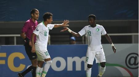 Arab Saudi Hadapi Korea Selatan di Final AFC U-19
