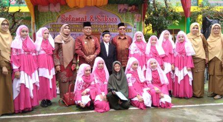 Wali Kota Banda Aceh Luncurkan Program Diniyah Madrasah Ibtidaiyah