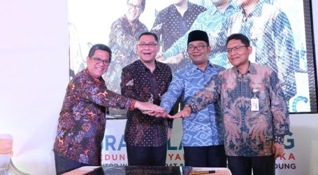 Peluncuran Program Utama Pengembangan Ekonomi Umat di Jawa Barat