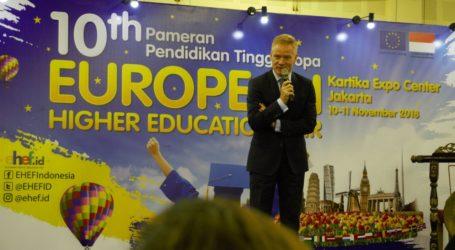 Duta Besar Uni Eropa: Akses Luas Bagi Pelajar Indonesia