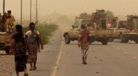 149 Orang Tewas dalam 24 Jam Pertempuran di Hodeida Yaman