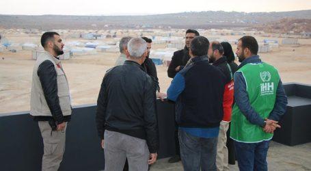 IHH Resmikan Pembangunan Apartemen di Suriah
