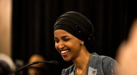 Muslimah Anggota Kongres AS, Ilhan Omar, Dukung Kampanye BDS