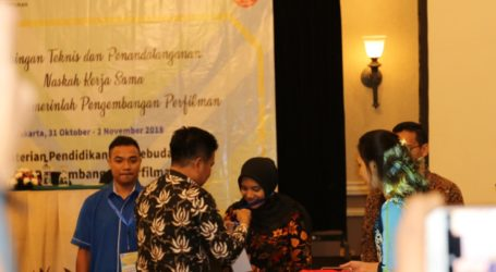 Kemendikbud Berikan 51 Paket Bantuan Perfilman ke Seluruh Indonesia