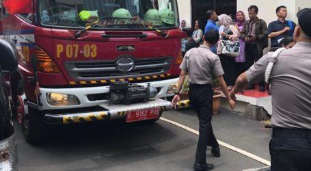 Gedung Kementerian PPPA Kebakaran, Semua Pegawai Selamat