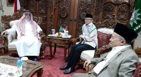 Saudi Bantah Isu Larangan Haji Bagi Warga Palestina