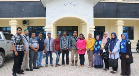 Pemda Aceh Serahkan TKI Asal Aceh Kepada Keluarga