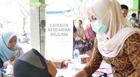 Indonesia Power dan IZI Adakan Pengobatan Gratis di Kampung Pesisir