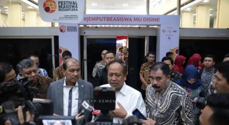 Festival Beasiswa Nusantara 2018 Diminati Puluhan Ribu Peserta