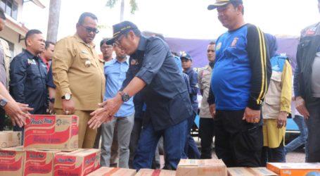 Pemerintah Salurkan Bantuan Masa Panik untuk Korban Banjir Aceh Utara