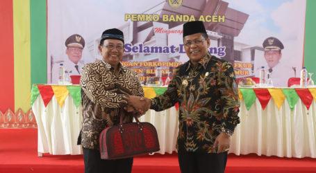 Kabupaten Blitar Belajar Syariat Islam di Kota Banda Aceh
