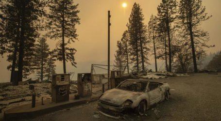 Korban Tewas Kebakaran Hutan California Naik Menjadi 83 Orang