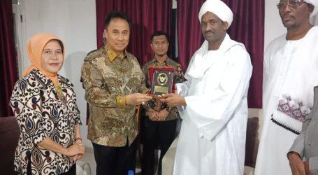 Gubernur Sudan Utara Tawarkan Kerjasama Dengan Indonesia