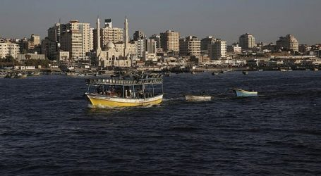 Israel akan Perluas Kembali Zona Penangkapan Ikan Nelayan Gaza Mulai Senin