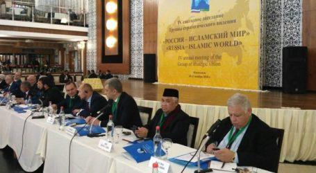 Din Syamsuddin: Kolaborasi Rusia-Dunia Islam Jadi Alternatif Kekuatan Dunia