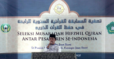 Juara II MHQ ASEAN diraih Santri Pondok Tahfiz Baiturrahim Kolaka