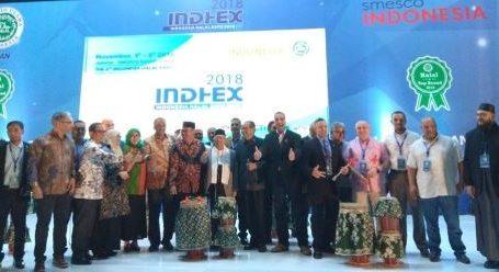 Indonesia Halal Expo di Gedung Smesco